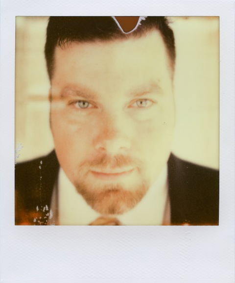 - Adam aka The Groom - SX-70 - Impossible Project PX-70 COOL -