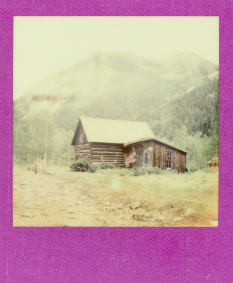 Crystal, CO - Impossible Project PX-70 Nigo Edition