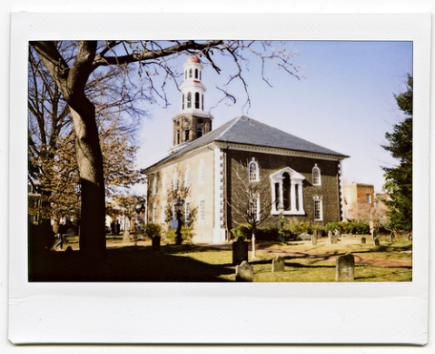 Photo: Mark Goode - Fuji Instax 210