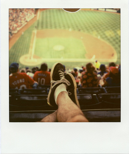 Polaroid SX-70 Sonar - Impossible Project PX-70 CP