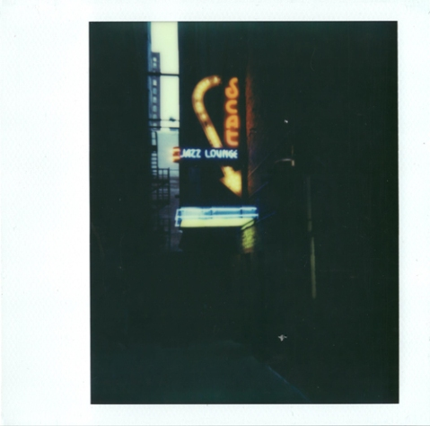 Photo: Justin Vinson - Polaroid Spectra - Impossible Project PZ680 CP