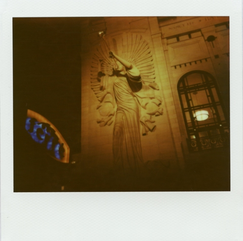 Photo: Jama Plotts - Polaroid Spectra - Impossible Project PZ680 CP