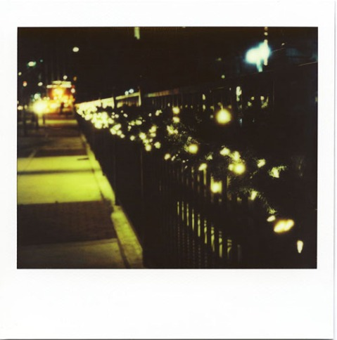Photo: Laidric Stevenson - Polaroid Spectra Pro - Impossible Project PZ680 CP