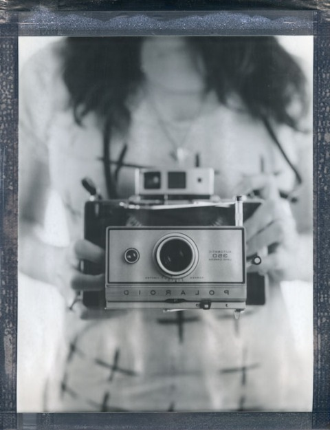 Impossible Project 8x10 PQ Film - Burke & James Grover